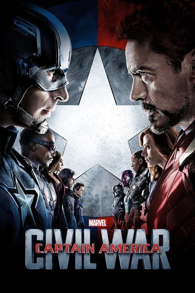 Captain America Civil War Full Movie