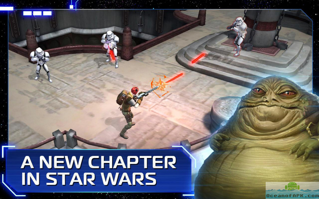 Star-Wars-Knight-of-the-Old-Republic-APK-Features