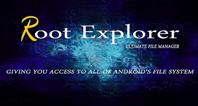 Root explorer apk download file free