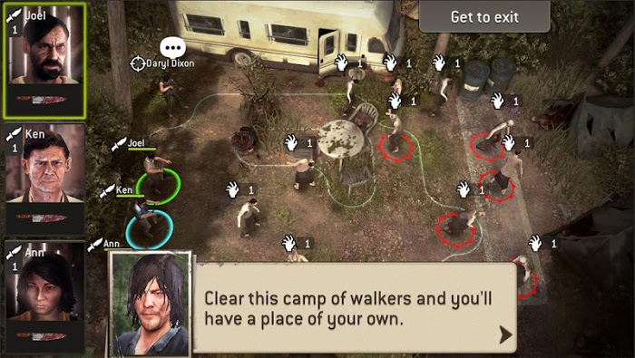 The Walking Dead No Man's Land v2.5.0.53 APK