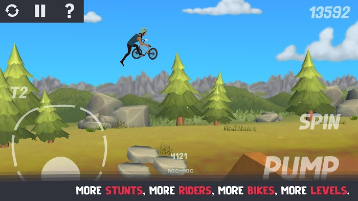 Pumped BMX 3 v1.0.3 APK