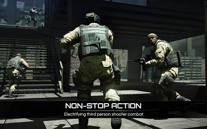 Afterpulse Android game