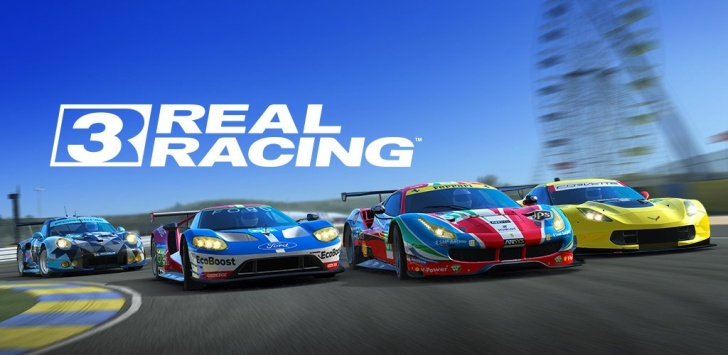 Real Racing 3 v5.2.0 APK